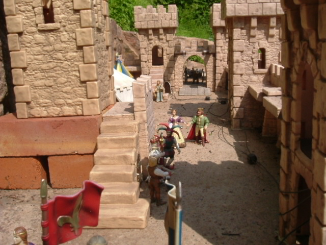 Castle Close up 3