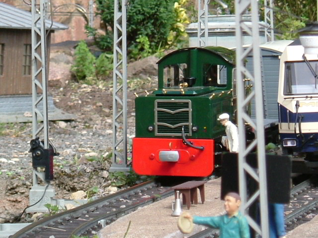 Roundhouse loco 2